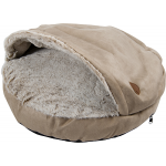 Jack and Vanilla Polar Snuggle Nest, 48 cm, beige of grijs