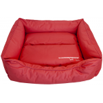 Waterproof Sofa in rood en zwart