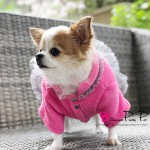 Pretty Pet Fleece Jurkje