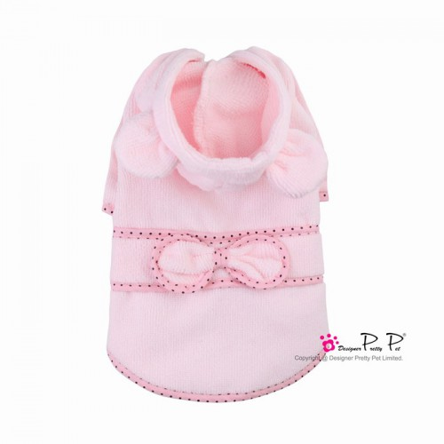 Pretty Pet Bunny Bathrobe Pink