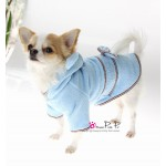Pretty Pet Bunny Bathrobe Blue