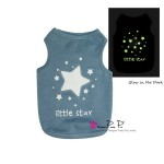 Pretty Pet Little star Tank Top (Blue)