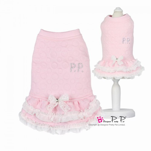 Pretty Pet baby dress pink