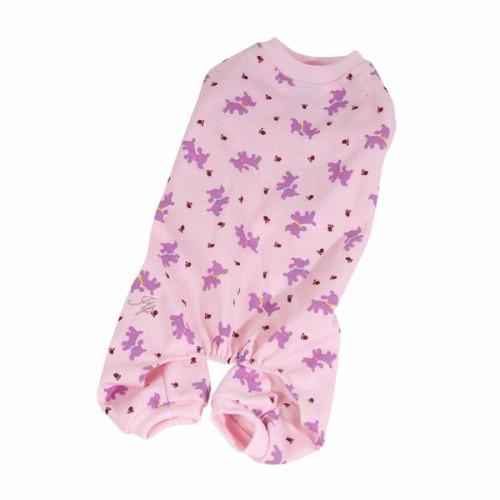 Roze pyjama jumper (ook in lichtblauw)
