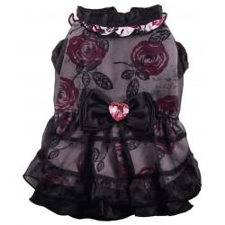 Chique zwart jurkje