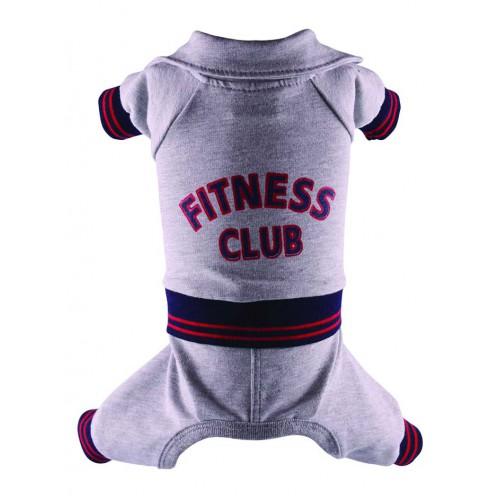 Trainingspakje fitness club in twee kleuren
