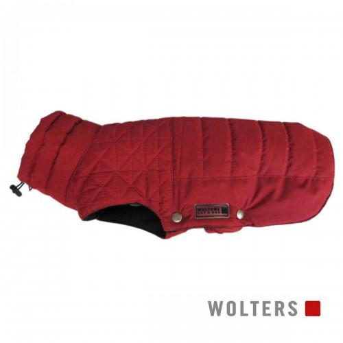 Wolters hondenjasje rood